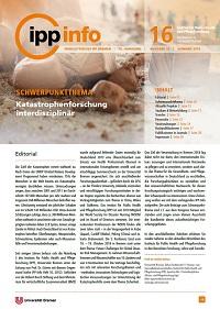 Katastrophenforschung interdisziplinär -