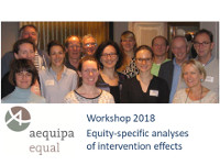 Workshopteilnehmende EQUAL-Workshop