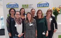 AEQUIPA-Team des IPP, vertreten durch Karin Bammann und Gabriele Bolte