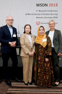 Zukünftige Herausforderungen im globalen Katastrophenmanagement - Internationale Konferenz der Universität Bremen zum Einsatz von Gesundheitspersonal in Krisengebieten erfolgreich